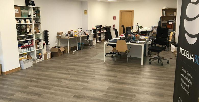 modelia 3d oficina técnica